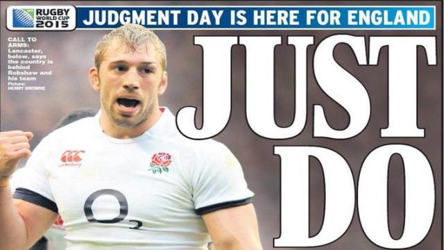 Coupe du monde : la presse britannique met l'Angleterre sous pression avant le match face à l'Australie