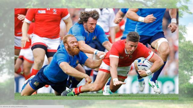 VIDEO. Coupe du monde. Le JT du Rugbynistère, épisode 2 - Top / Flop des joueurs