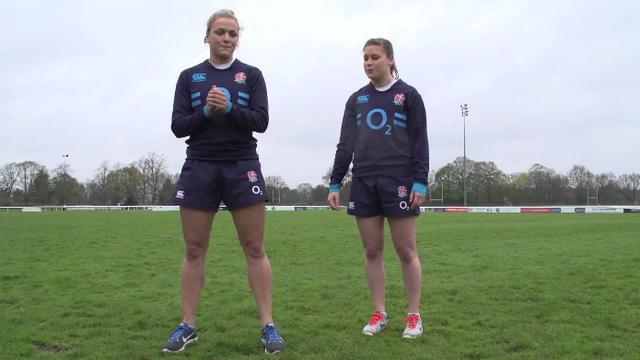 Coupe du monde de rugby féminin. L'Angleterre perturbée dans sa préparation par des invités surprise