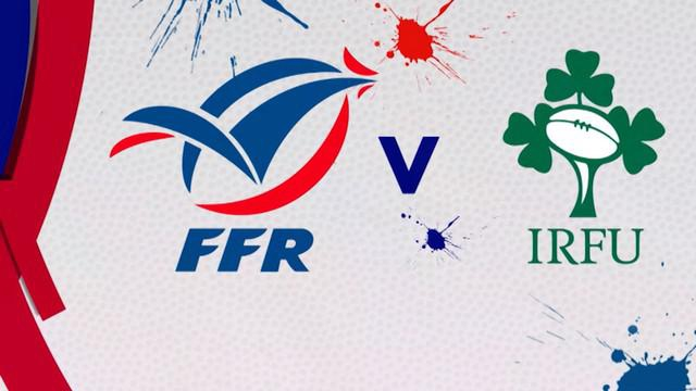 DIRECT. Coupe du Monde de Rugby : France - Irlande en live