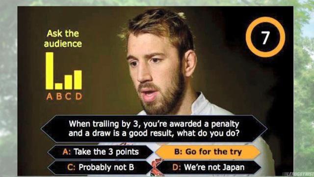 VIDEO. Coupe du monde - JT du Rugbynistère : Le tour de l'actualité décalée du web