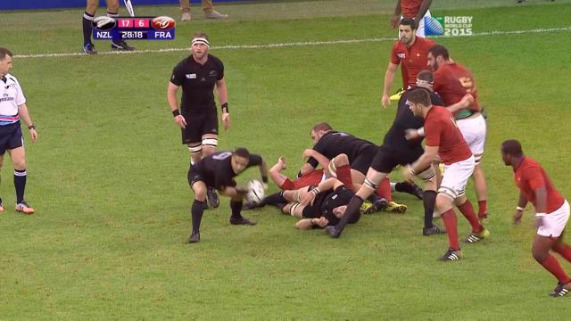Coupe du monde. France - Nouvelle-Zélande : la presse étrangère analyse le déclin du rugby tricolore