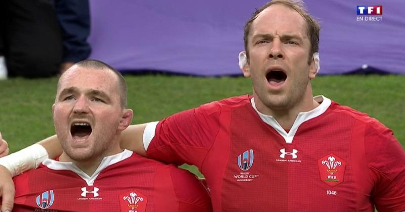 Pays de Galles : la composition l'Afrique du Sud est là, et Liam Williams est absent !
