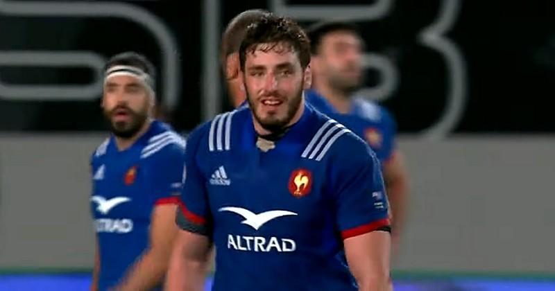 XV de France : sanction réduite en appel pour Paul Gabrillagues