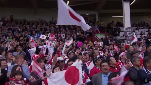 VIDEO. Le JT du Rugbynistère, épisode 1 - Retour sur la sensation japonaise et le cas sud-africain