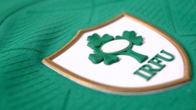 PHOTOS. Les nouveaux maillots de l'Irlande pour la Coupe du monde 2015