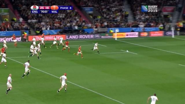 RESUME VIDEO. Coupe du monde. Le Pays de Galles surprend l'Angleterre après un match héroïque