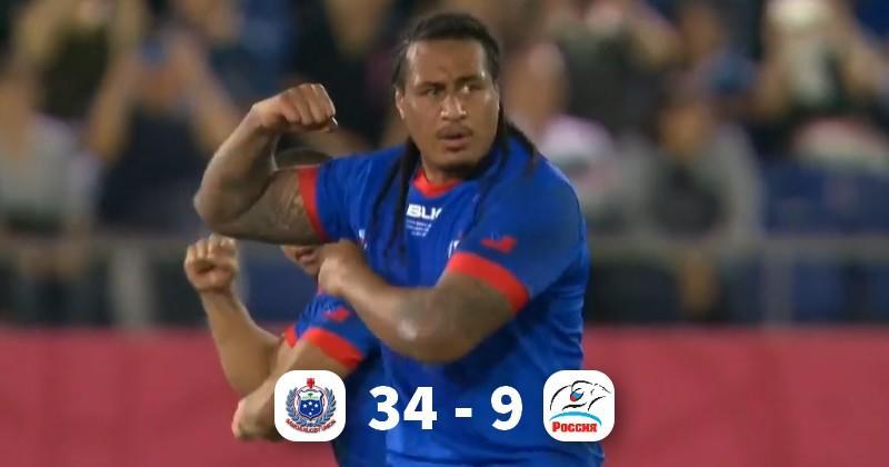 Coupe du monde : les Samoa viennent à bout de la Russie... au bout de l'ennui !