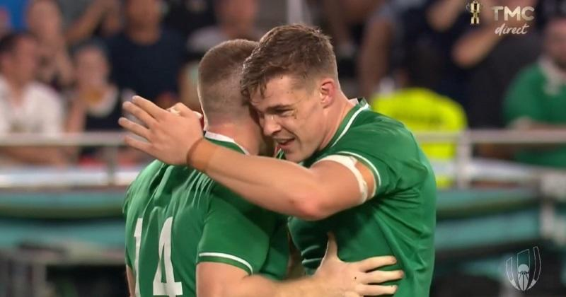 Coupe du monde - L'Irlande à son tour inquiétée par un typhon ?!