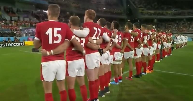 Coupe du monde - Pays de Galles : blessé, Cory Hill quitte le Japon !