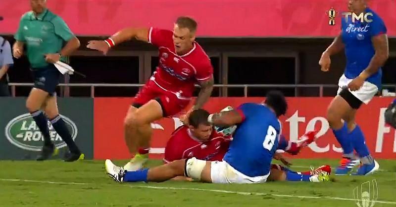 Coupe du monde - Samoa. Le Bordelais Afa Amosa blessé et remplacé