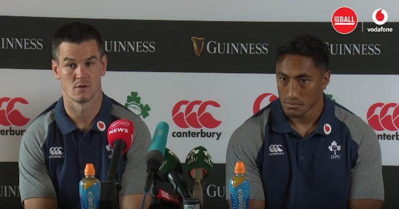 Coupe du monde - Sexton enfin de retour avec l'Irlande pour affronter l'Ecosse