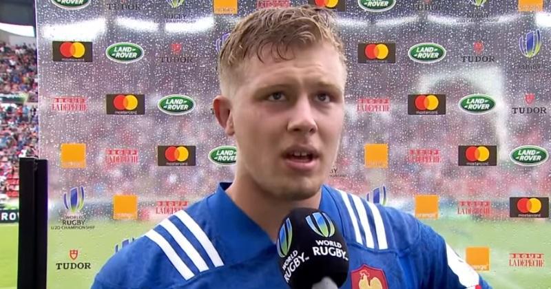 Coupe du monde u20 france u20 la composition des bleuets pour d fier l 39 afrique du sud le - Coupe du monde de rugby u20 ...
