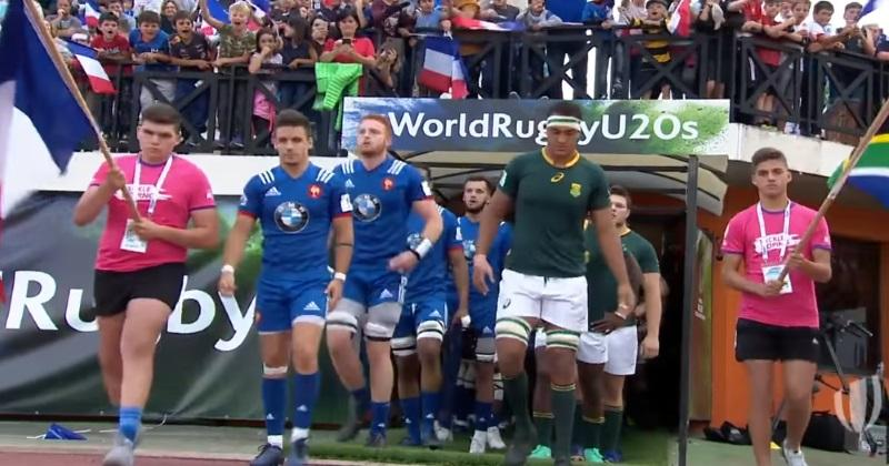 COUPE DU MONDE U20 : la composition des Bleuets pour affronter les All Blacks en 1/2 finale