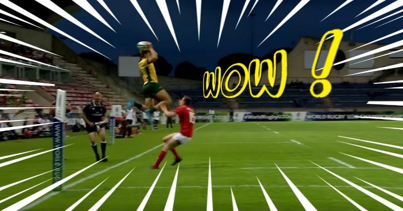 Video coupe du monde u20 les 5 plus beaux essais de la premi re journ e le rugbynist re - Coupe du monde de rugby u20 ...