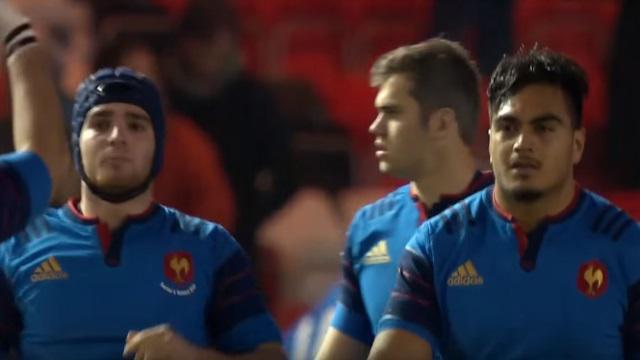 Coupe du monde u20 les bleuets s lectionn s pour le stage pr paratoire sont ils utilis s chez - Coupe du monde de rugby u20 ...