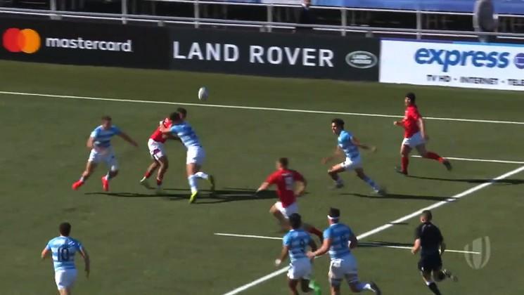 Coupe du monde U20 - Rassurez-vous la relève du rugby mondial est assurée ! [VIDÉO]
