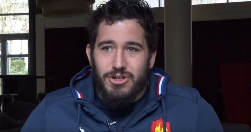 Coupe du monde - XV de France. Etienne Falgoux forfait et remplacé