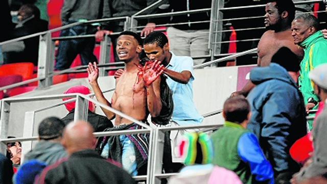 Un spectateur poignardé lors d'un match de Currie Cup en Afrique du Sud