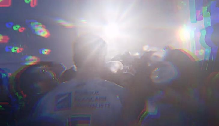 Bayonne - Joueurs et supporters se régalent à la buvette d'après-match [VIDÉO]