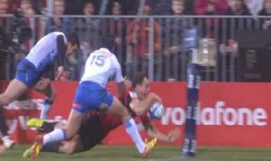 Retour sur la dernière journée de Super Rugby en vidéo