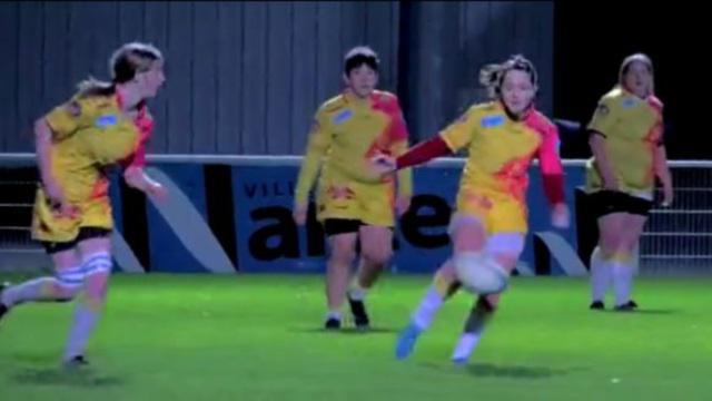 VIDEO. INSOLITE. Les rugbywomen de Nantes se battent contre les clichés liés au sport féminin