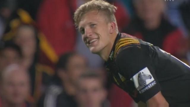 VIDÉO. Super Rugby - L'équipe type de la saison avec un Damian McKenzie stratosphérique