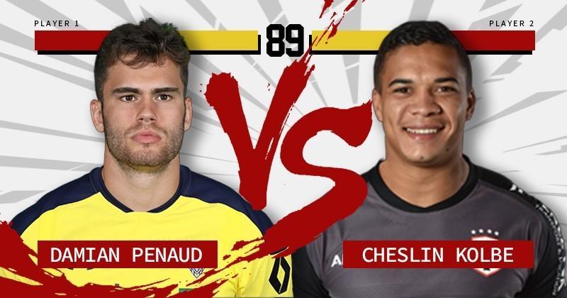 Top 14 - Damian Penaud vs Cheslin Kolbe, qui pourrait avoir le plus d'impact sur la finale ?