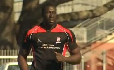 Daniel Adongo, un monstre physique venu du Kenya