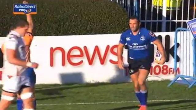 VIDEO. Leinster - Dave Kearney inscrit l'essai de la semaine