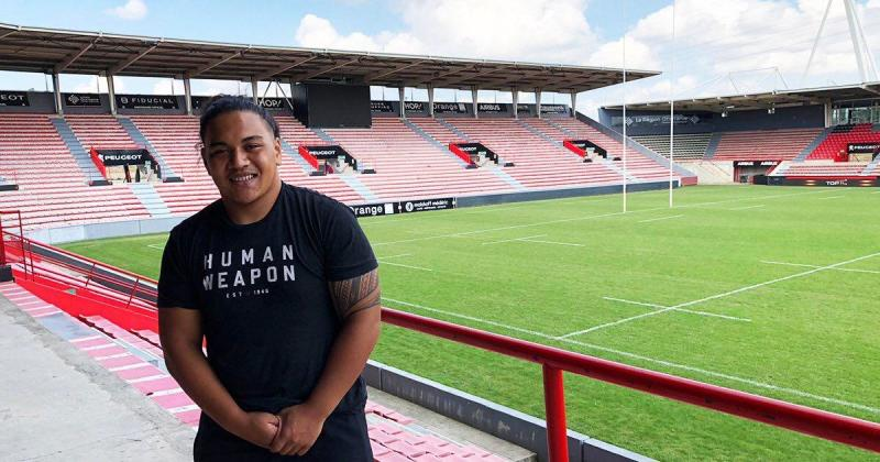 [PORTRAIT] Stade Toulousain - Qui es-tu David Faimafiliotama'ita'i Ainu'u ?