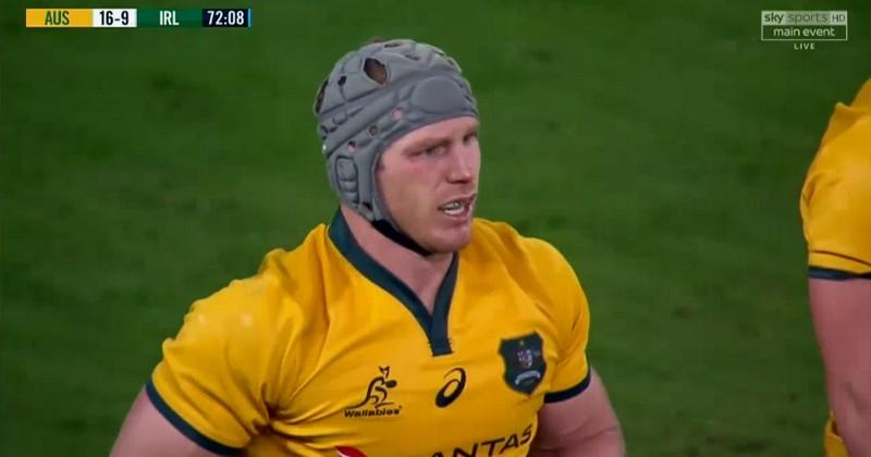 VIDEO. Test-match. David Pocock porte les Wallabies vers la victoire sur l'Irlande