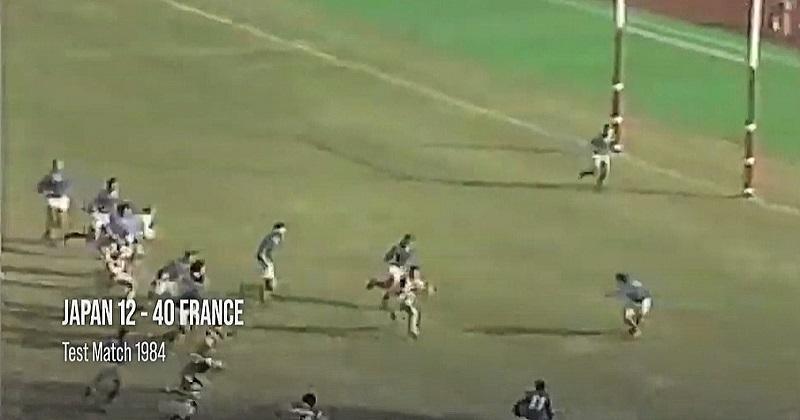 De 1866 à la Coupe du monde 2019 : découvrez l'évolution du rugby japonais [VIDEO]