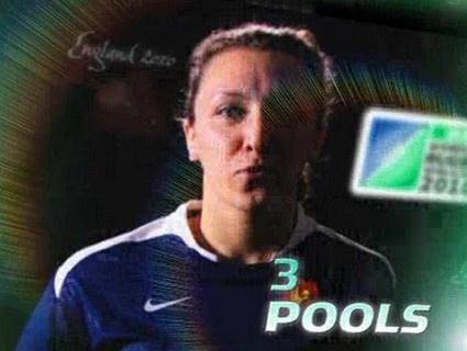 Début de la coupe du monde de rugby féminin 2010