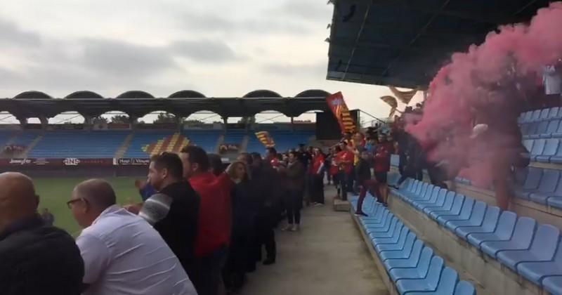 VIDÉO. USAP. 500 supporters unis derrière leurs joueurs à l'entraînement