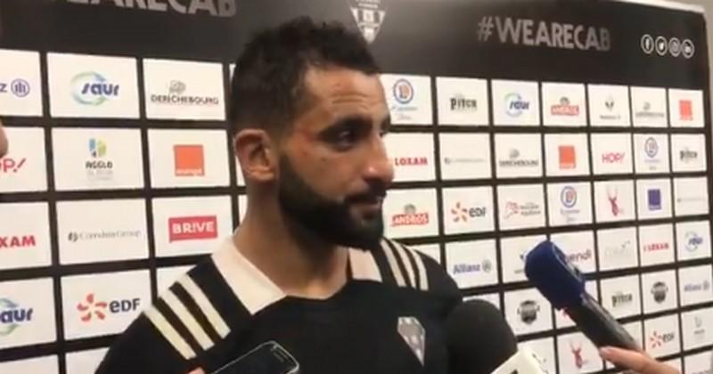 VIDEO. Pro D2 - Brive. Insulté par des spectateurs, Saïd Hirèche pousse un coup de gueule