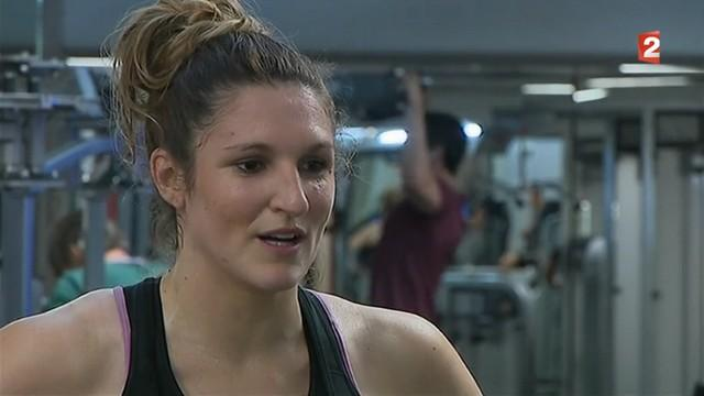 VIDEO. France 7 féminines - Comment Lénaïg Corson se prépare en vue de la Coupe du monde de Seven