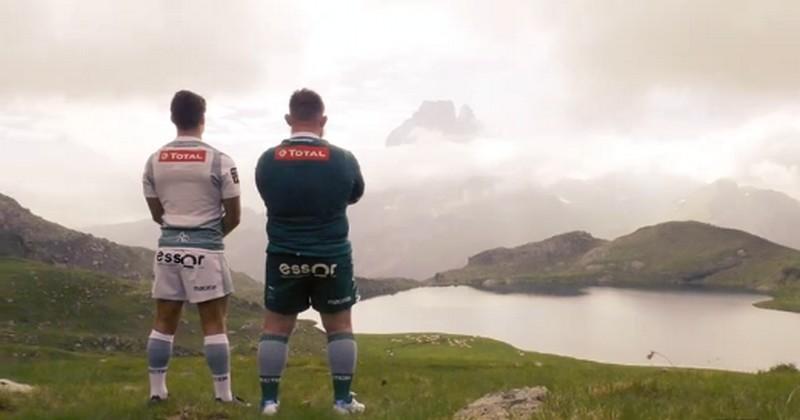 VIDEO. Top 14 - Les nouveaux maillots de Pau pour 2018-2019