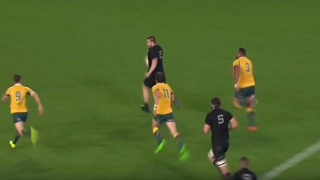 VIDEO. Nouvelle-Zélande. Dane Coles nous prouve qu'il est le meilleur talonneur du monde