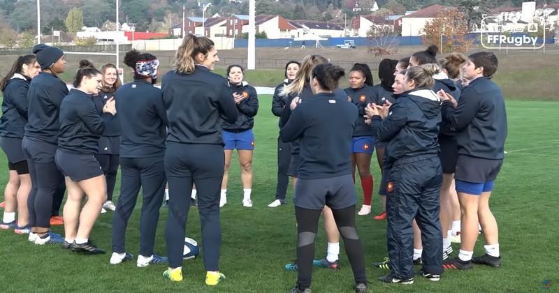 Découvrez la composition de France féminines face à la Nouvelle-Zélande
