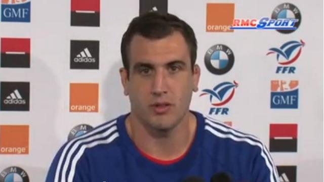 Test-match : Composition du XV de France pour affronter l'Afrique du Sud