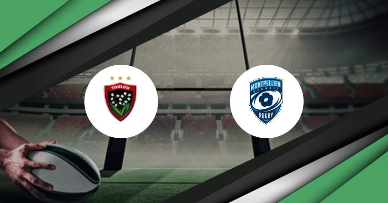 Les compositions de Toulon et Montpellier en Champions Cup