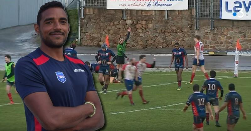 Découvrez l'histoire de Mathias Atayi, joueur de rugby et passionné de poésie