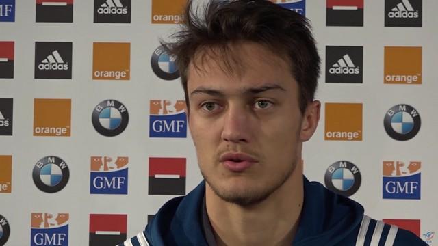 """INTERVIEW. France U20 - Alexandre Roumat : """"On est capables de beaucoup mieux !"""""""