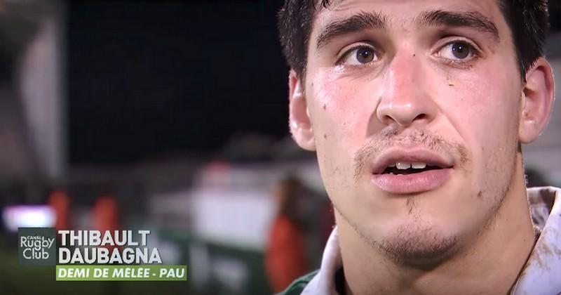 INTERVIEW. Top 14 - Pau. Thibault Daubagna : ''on veut jouer les deux tableaux à fond''