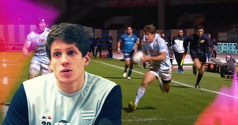 La notion de plaisir dans le rugby, ''malheureusement on l'oublie trop souvent''