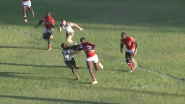 VIDEO. Dennis Ombachi qualifie le Kenya pour les JO après une course surpuissante de 90m
