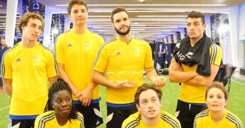 VIDÉO. La Team Phoenix montre sa créativité et remporte le #DFYPAR organisé par adidas
