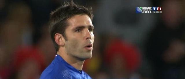Dimitri Yachvili arrêtera sa carrière à la fin de la saison