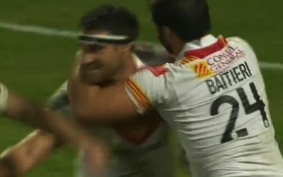 Les Dragons Catalans éliminés par les Leeds Rhinos